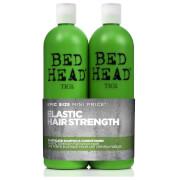TIGI Bed Head Elasticate Tween Duo(2x750ml)(价值49.45英镑)