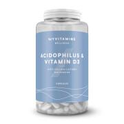 乳酸菌+维生素D3胶囊