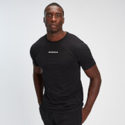 MP男士黑色星期五系列T恤 - 黑色