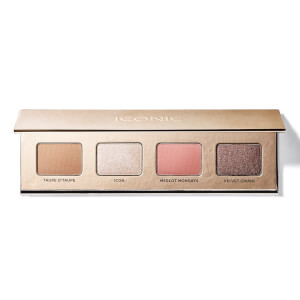 ICONIC London Sugar and Spice Eyeshadow Palette (Free Gift)