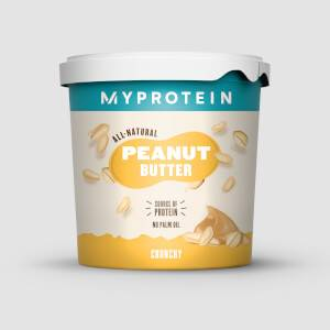Myprotein Peanut Butter Natural