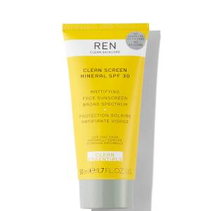 REN Clean Skincare 物理防晒素颜霜 50ml spf 30