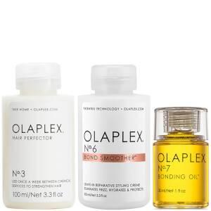 Olaplex No.3, No.6 和 No.7套装