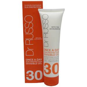Dr. Russo Once a Day SPF30 Sun Protective Body Gel 100ml