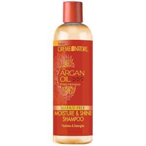 Crème of Nature Argan Oil Moisture and Shine Shampoo Sulfate-Free 354ml