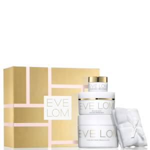 Eve Lom Holiday Deluxe Hut Group Exclusive Rescue Ritual Gift Set