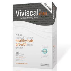 Viviscal 男士 3 个月用量(180 片)