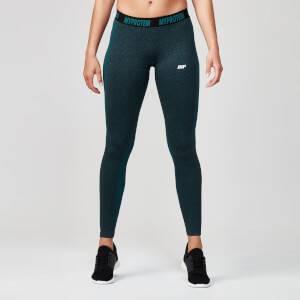 Myprotein 女士无缝运动紧身裤 – 灰色
