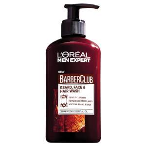L'Oréal Paris Men Expert Barber Club Wash 200ml