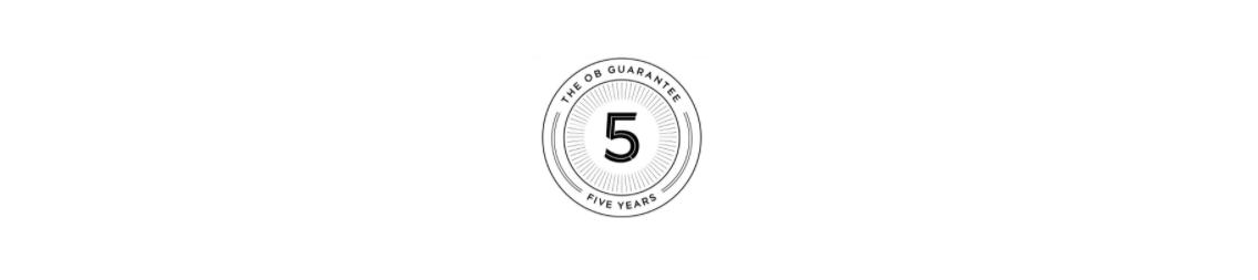 The OB Guarantee Five Years