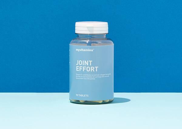 Joint Effort - Key Formulation