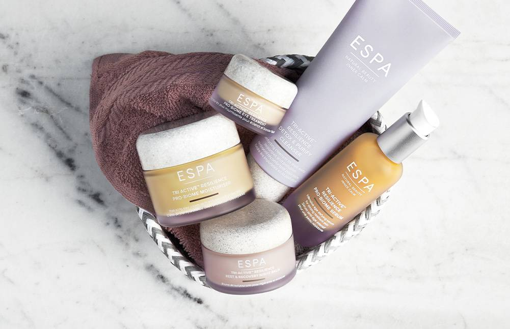 Discover ESPA's Anti-Ageing collection, and achieve visible results whilst establishing natural beauty and inner calm.
