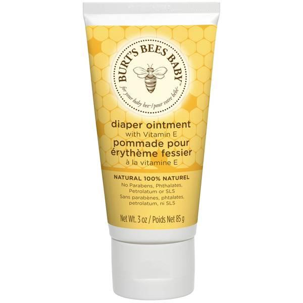 Burts Bees小蜜蜂婴儿抗敏防疹护臀软膏(85 g)