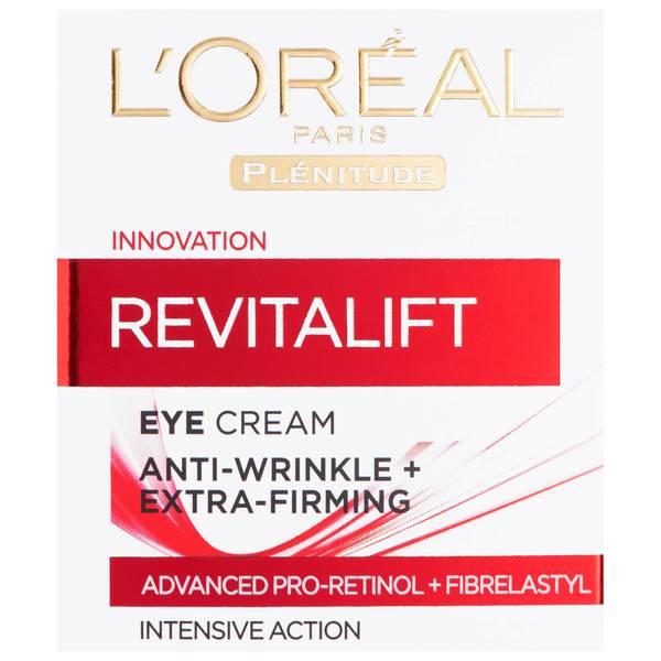 L'Oreal Paris Dermo Expertise Revitalift抗皱+紧致眼霜(15ml)