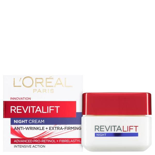 L'Oreal Paris Dermo Expertise Revitalift抗皱+紧致晚霜(50ml)
