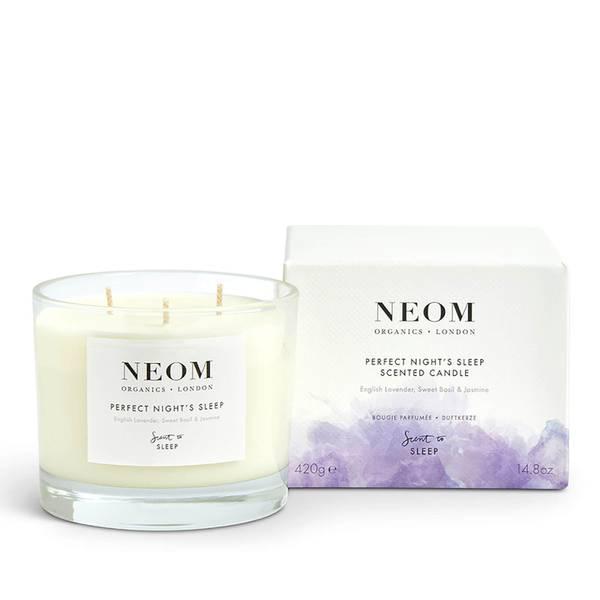 NEOM Organics 宁神镇静香氛蜡烛   奢华款