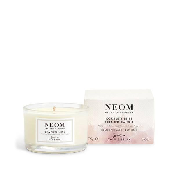 NEOM Organics 极致快乐香氛蜡烛   旅行款