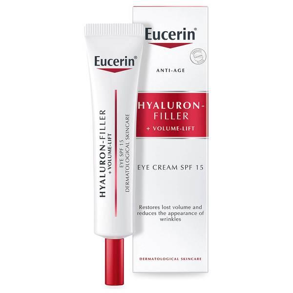 Eucerin® 抗衰老丰盈防晒眼霜 SPF15 UVB + UVA 防护 15ml