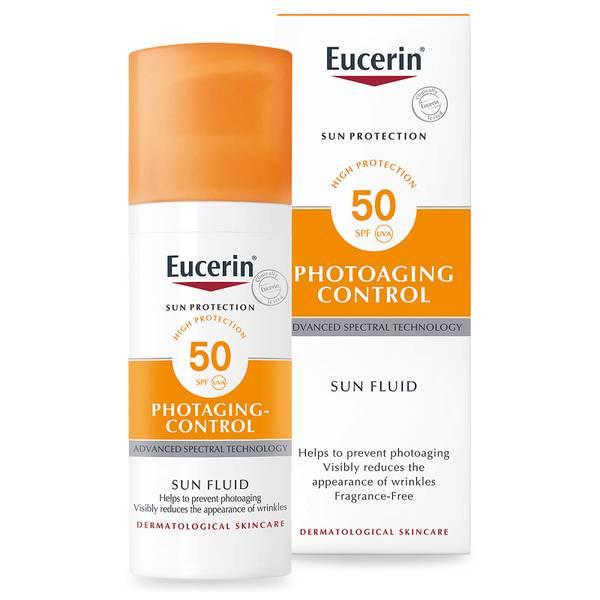 Eucerin® Sun Protection Sun Fluid Face SPF 50 50ml
