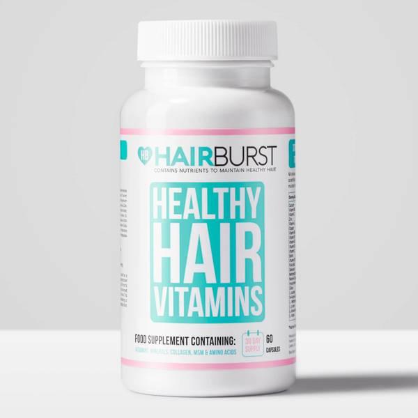 Hairburst 健康头发维生素胶囊 | 60 粒装