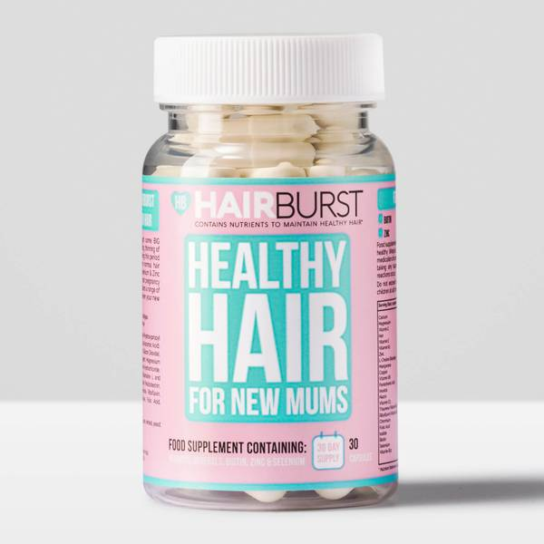 Hairburst Vitamins for New Mums - 30 capsules