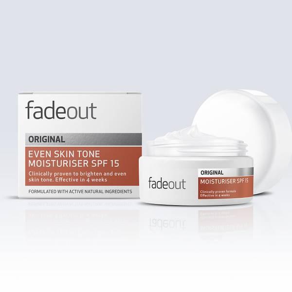 Fade Out 原创系列均衡肤质保湿霜 SPF15 10ml