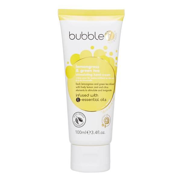 Bubble T 泡沫 T 沐浴啫喱——柠檬香草&绿茶 200ml