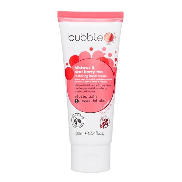 Bubble T 泡沫 T 沐浴啫喱——芙蓉&巴西莓茶 200ml