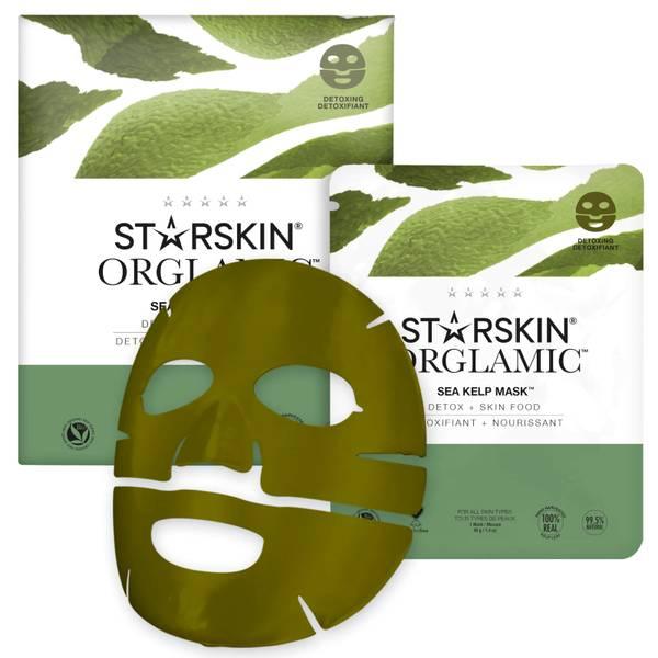 STARSKIN 清洁大师 | 海带叶面膜