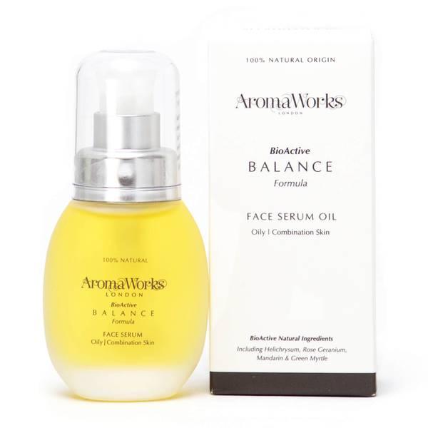 AromaWorks 均衡肤质面部精华油 30ml