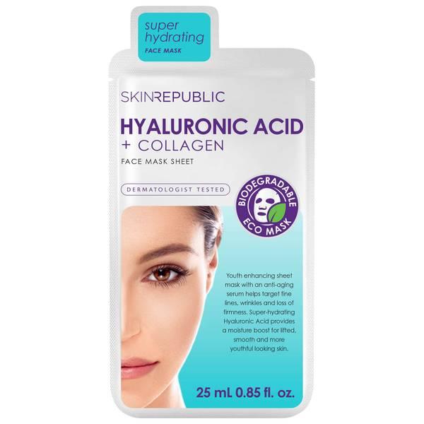 Skin Republic 透明质酸 + 胶原蛋白面膜 25ml