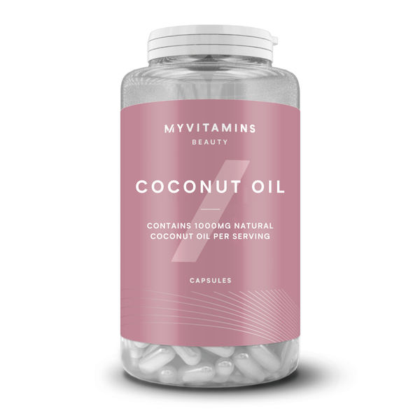 Myvitamins 椰子油 护肤胶囊
