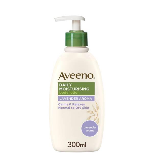 Aveeno 保湿乳液- 薰衣草 300ML