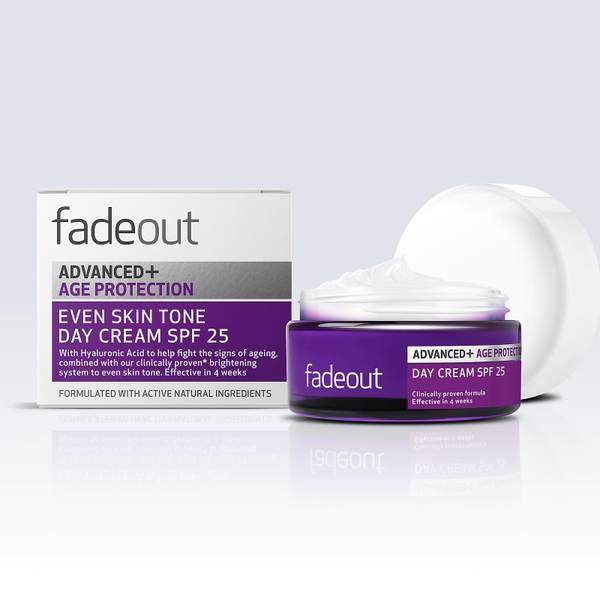 Fade Out 抗衰老强效系列均衡肤质日霜 50ml   SPF 25