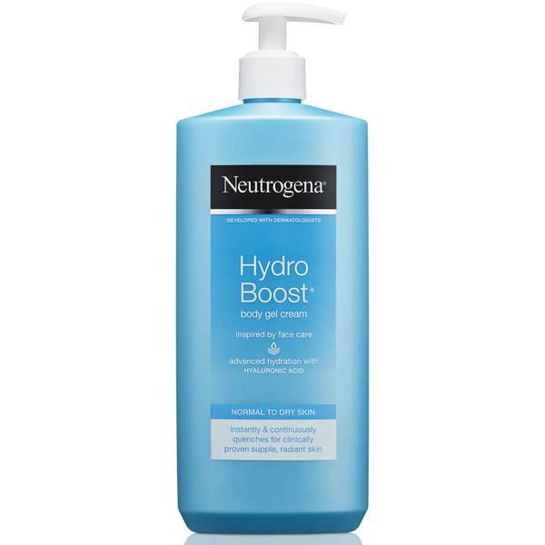 Neutrogena 露得清水活身体啫喱霜