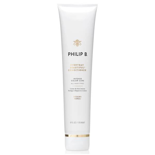 Philip B 新白系列每日靓发护发素 6 fl oz/178ml
