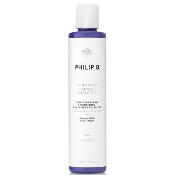 Philip B 冰岛金发洗发水 7.4 fl oz/220ml