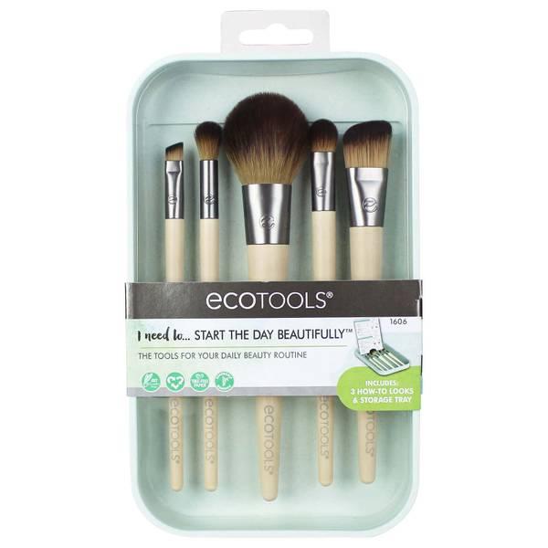EcoTools 崭新一天化妆刷套装