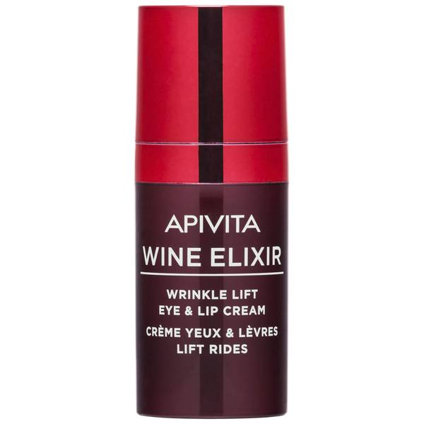 APIVITA 红酒精华系列祛皱+提拉眼唇乳 15ml