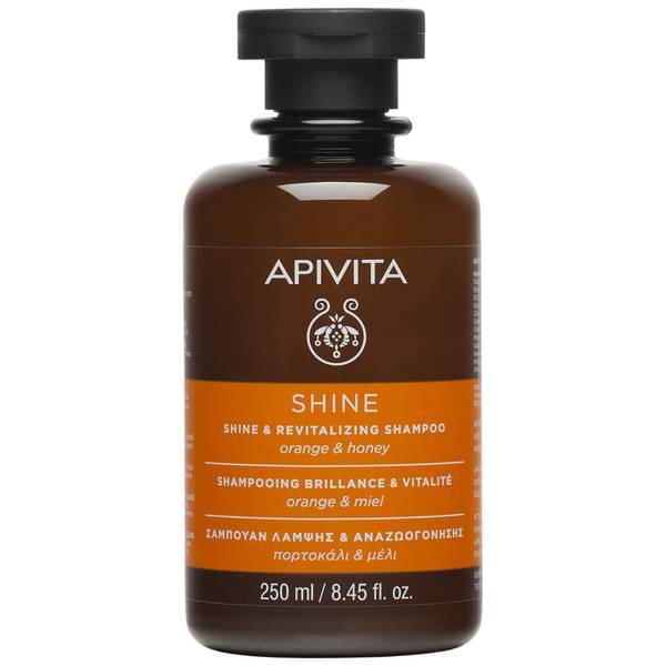 APIVITA 全面护发系列亮泽新生洗发水 250ml | 香橙和蜂蜜
