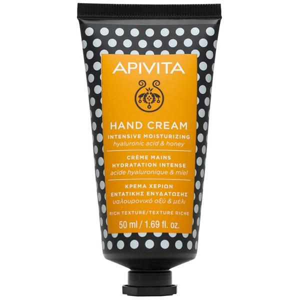 APIVITA 手部护理系列密集滋润护手霜 50ml | 透明质酸和蜂蜜