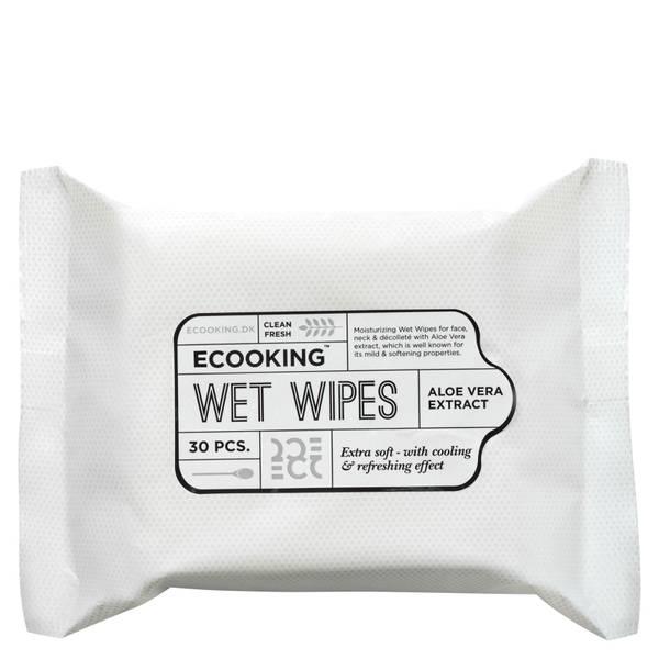 Ecooking 湿巾   30 片