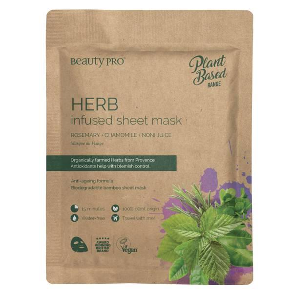 BeautyPro Herb Rebalancing Sheet Mask 22ml