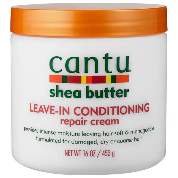 Cantu Argan Oil Leave-In Conditioning Repair Cream 453g/16oz