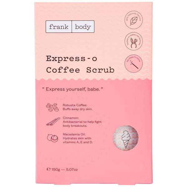Frank Body Express-O 去角质膏 150g