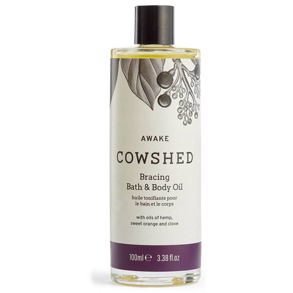 Cowshed 苏醒系列身体沐浴油 100ml
