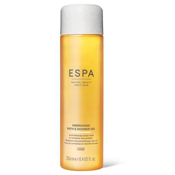 ESPA 活力能量沐浴啫喱 250ml