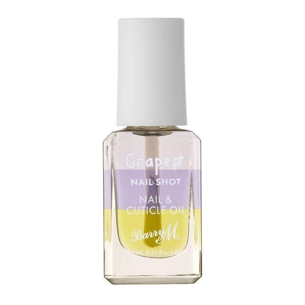 Barry M Cosmetics Nail Shot Nail & Cuticle Oil - Grape Seed