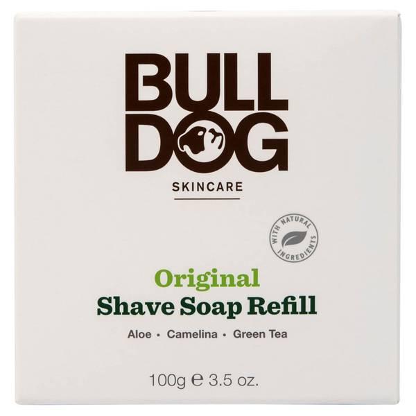 Bulldog 经典剃须皂补充装 100g