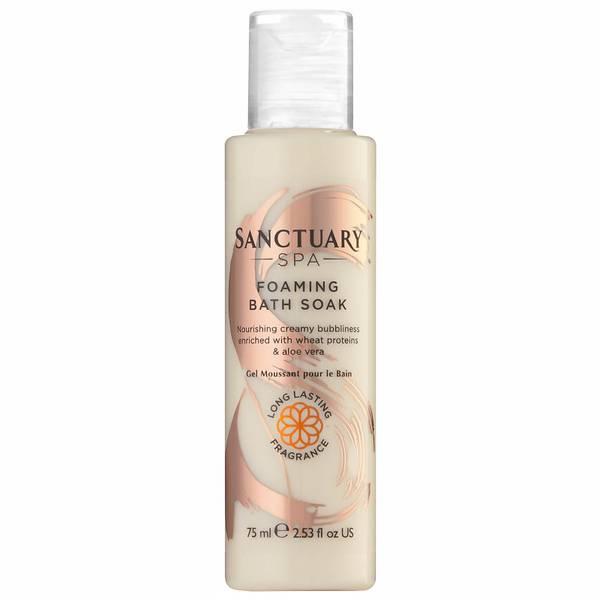 Sanctuary Spa Foaming Bath Soak 75ml